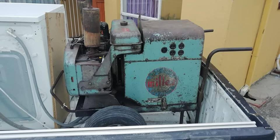 Old mini generator for sale