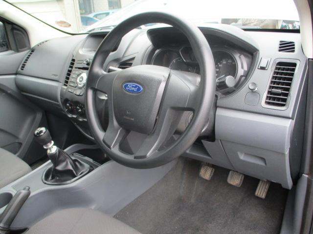 2013 Ford Ranger double cab RANGER 2.2TDCi XL P/U D/C