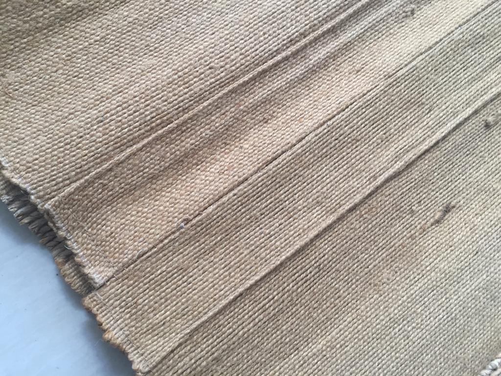 Sisal Flat Weave Dhurrie Kehlim Runner 175x60cm Junk Mail