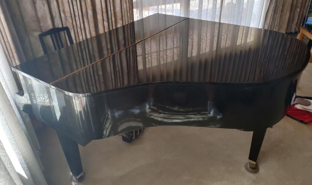 Yamaha piano made in Japan