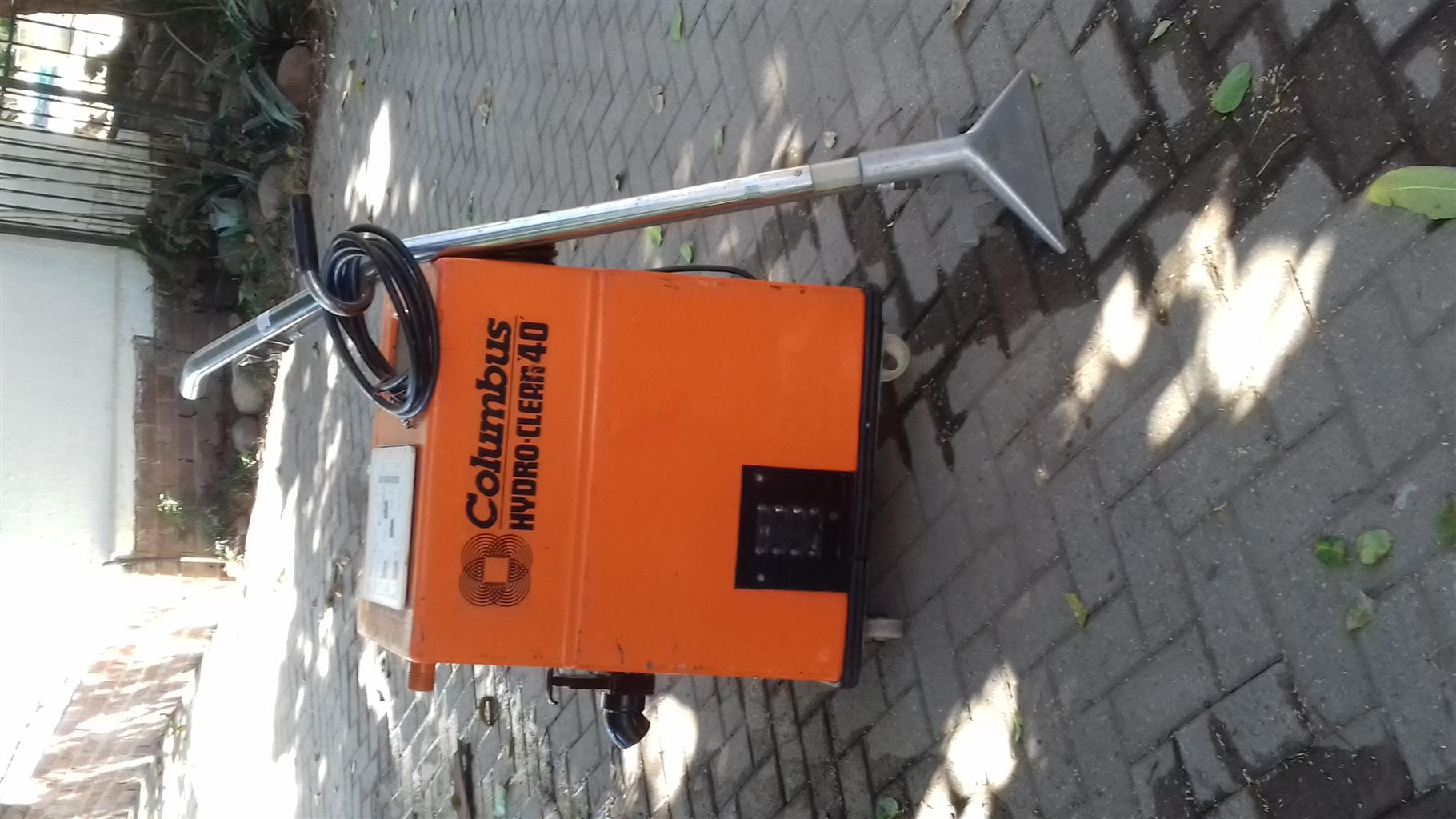 Industrial Carpet Cleaning Machine for sale