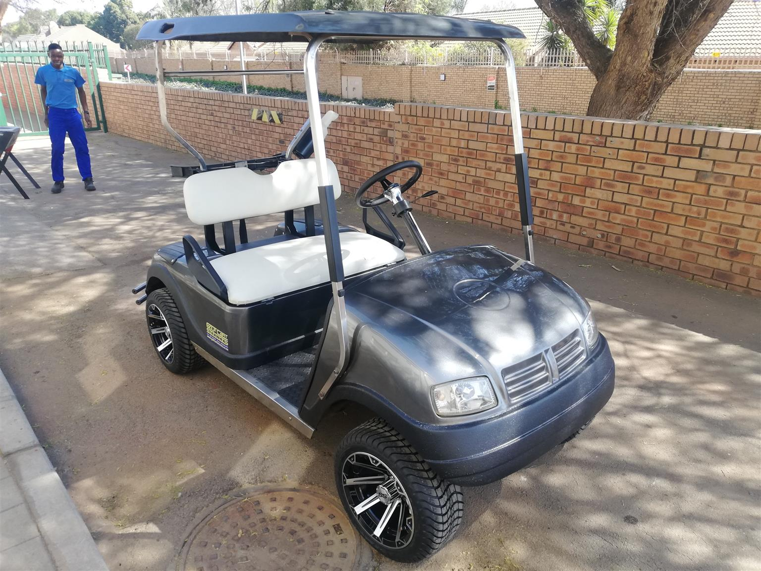 !Spring Sale! Q-Car 36 Volt Golf Cart - R55000