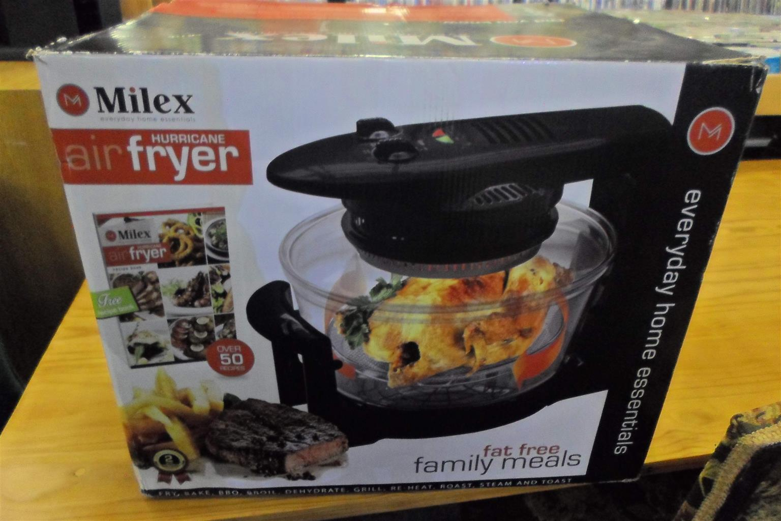Milex Hurrican Air Fryer - B033043391-42