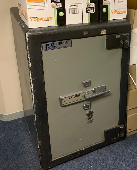 2 x SABS approved fire proof safes for sale in Weltevreden Park