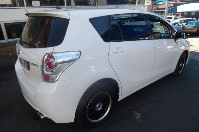 2010 Toyota Verso 1.6 SX