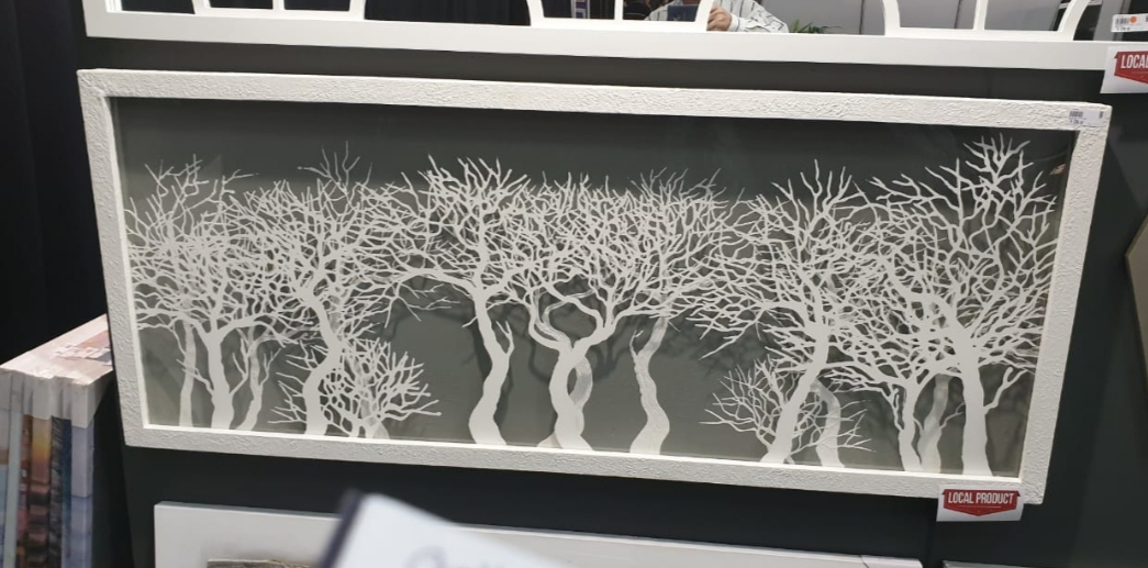 Outstanding 3D Tree Painting