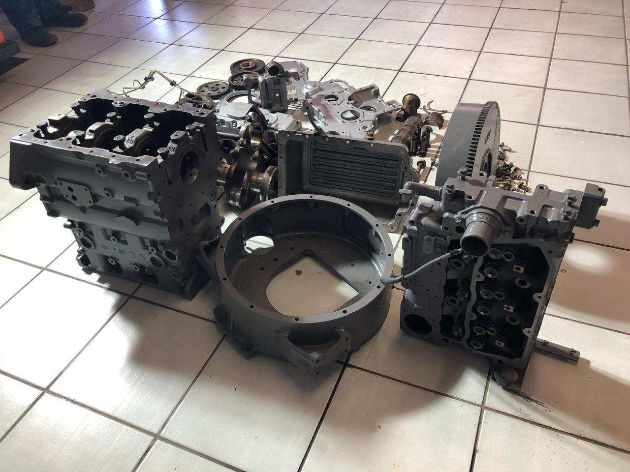 Perkins 1103 Engine