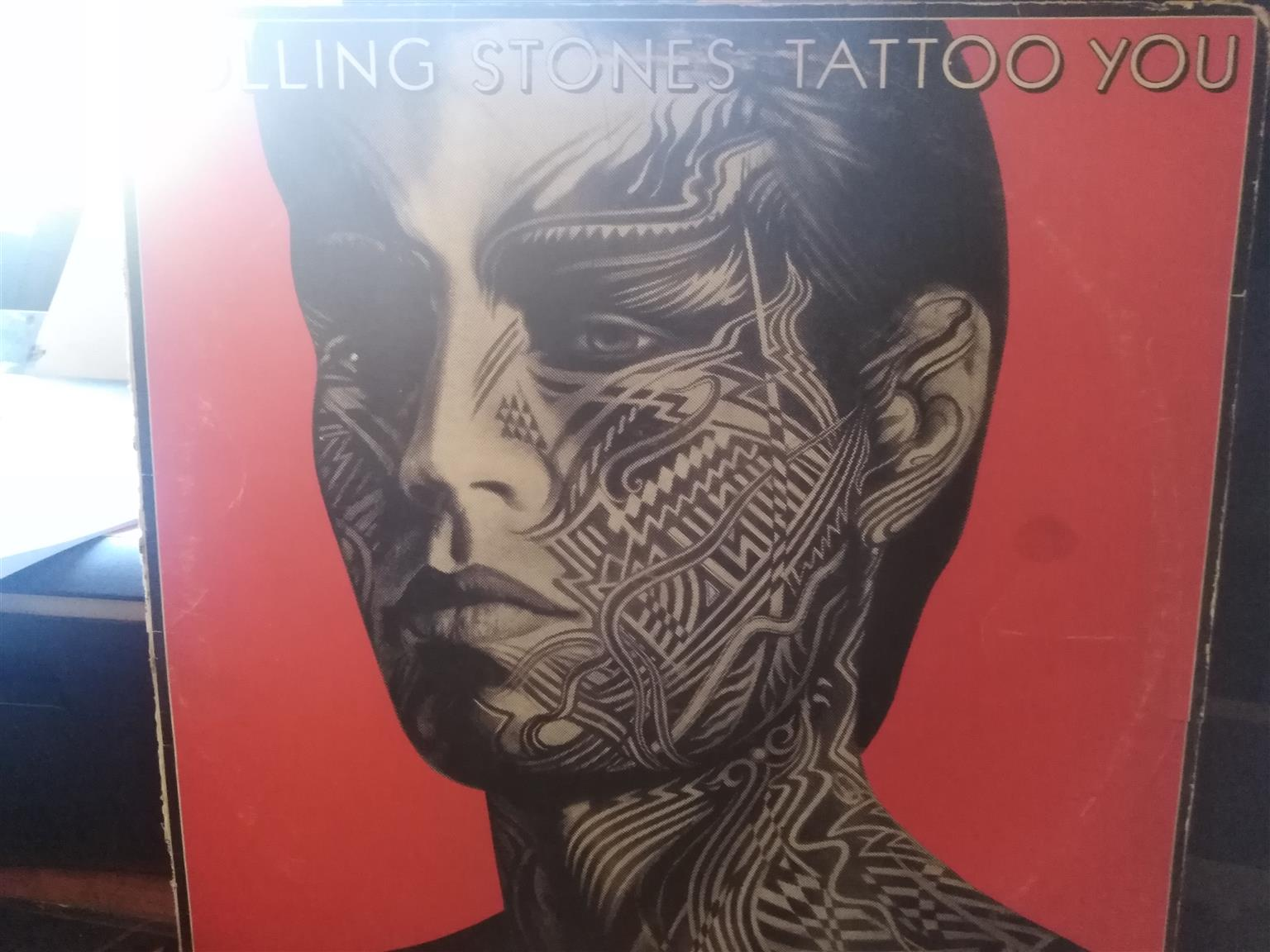 Rolling Stones Tattoo You Lp