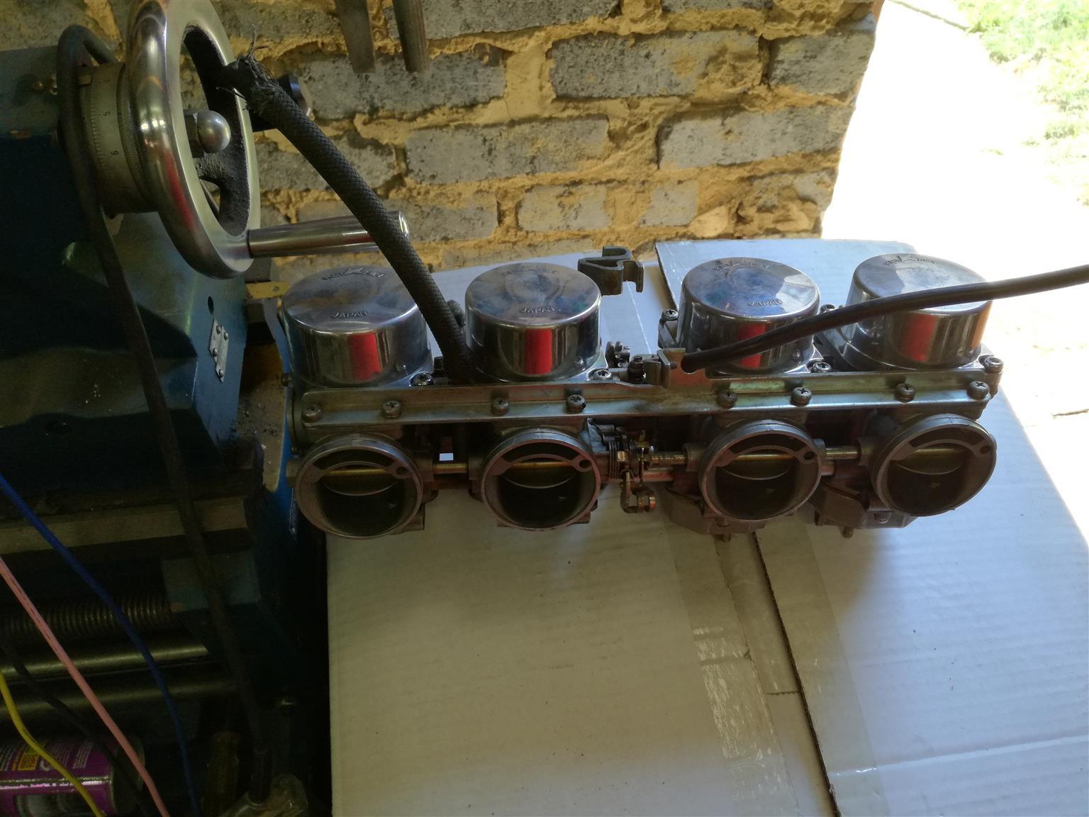 Fuel Systems Carburettors