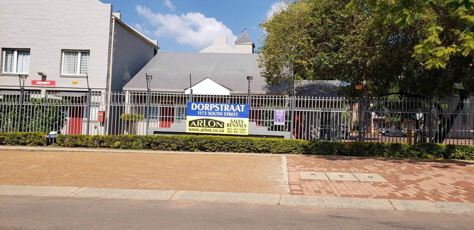 Cluster For Sale in HATFIELD