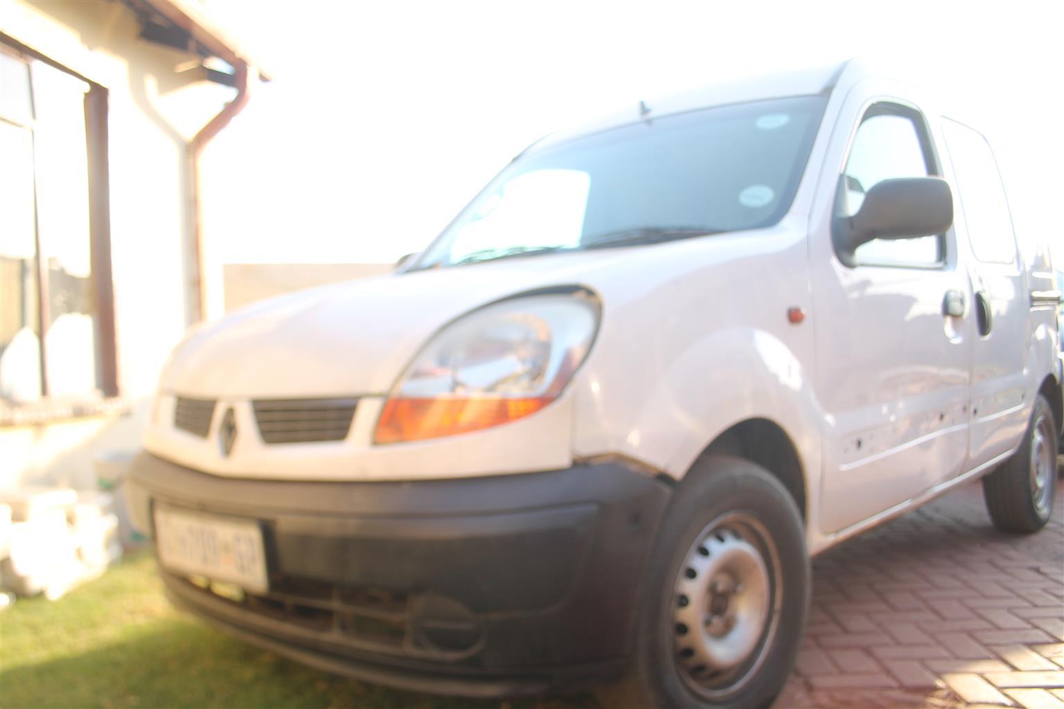2004 Renault Kangoo Multix 1.4