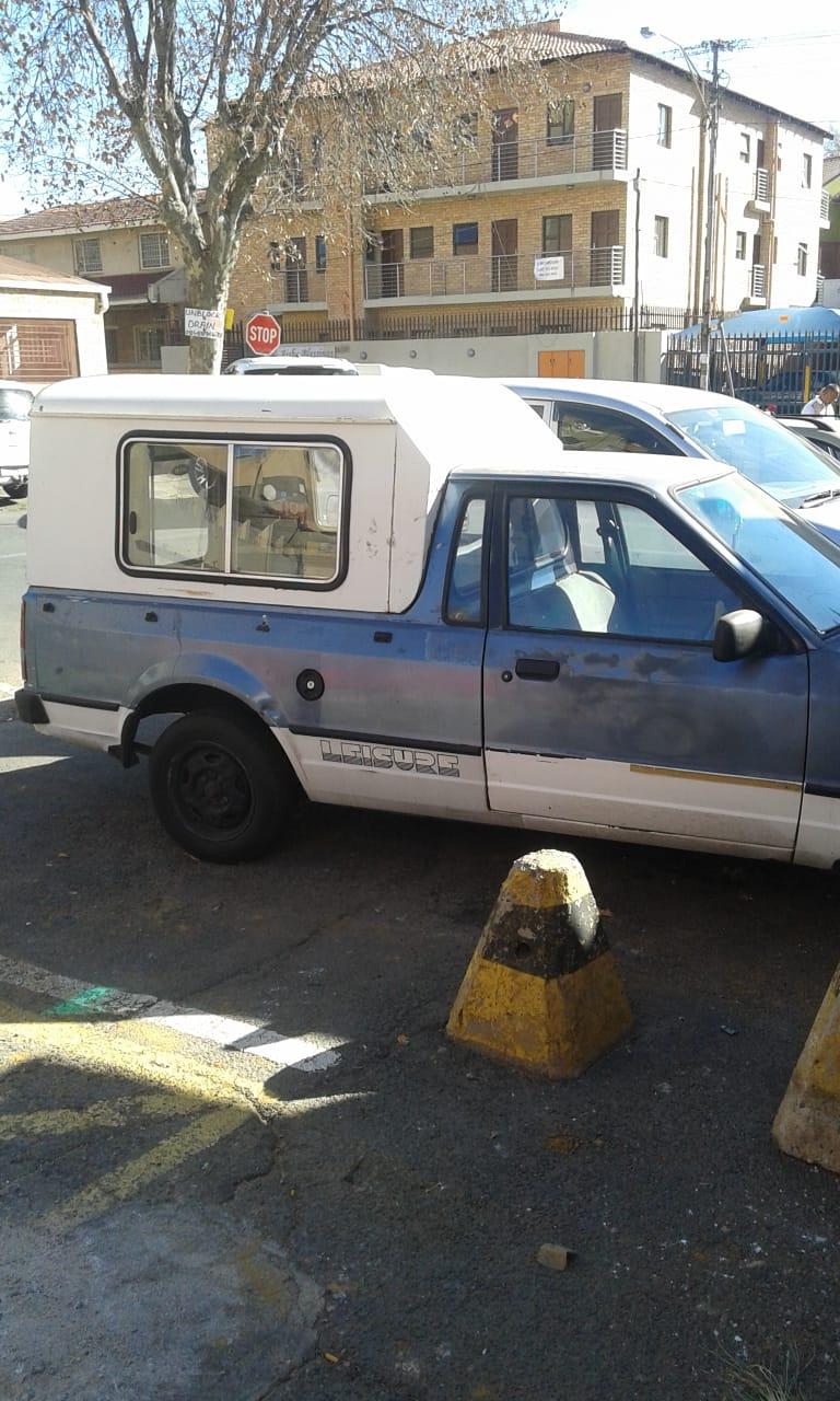 1985 Ford Bantam 1.4TDCi