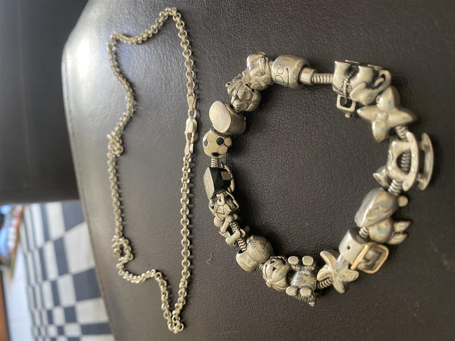 Silver Bracelet for sale