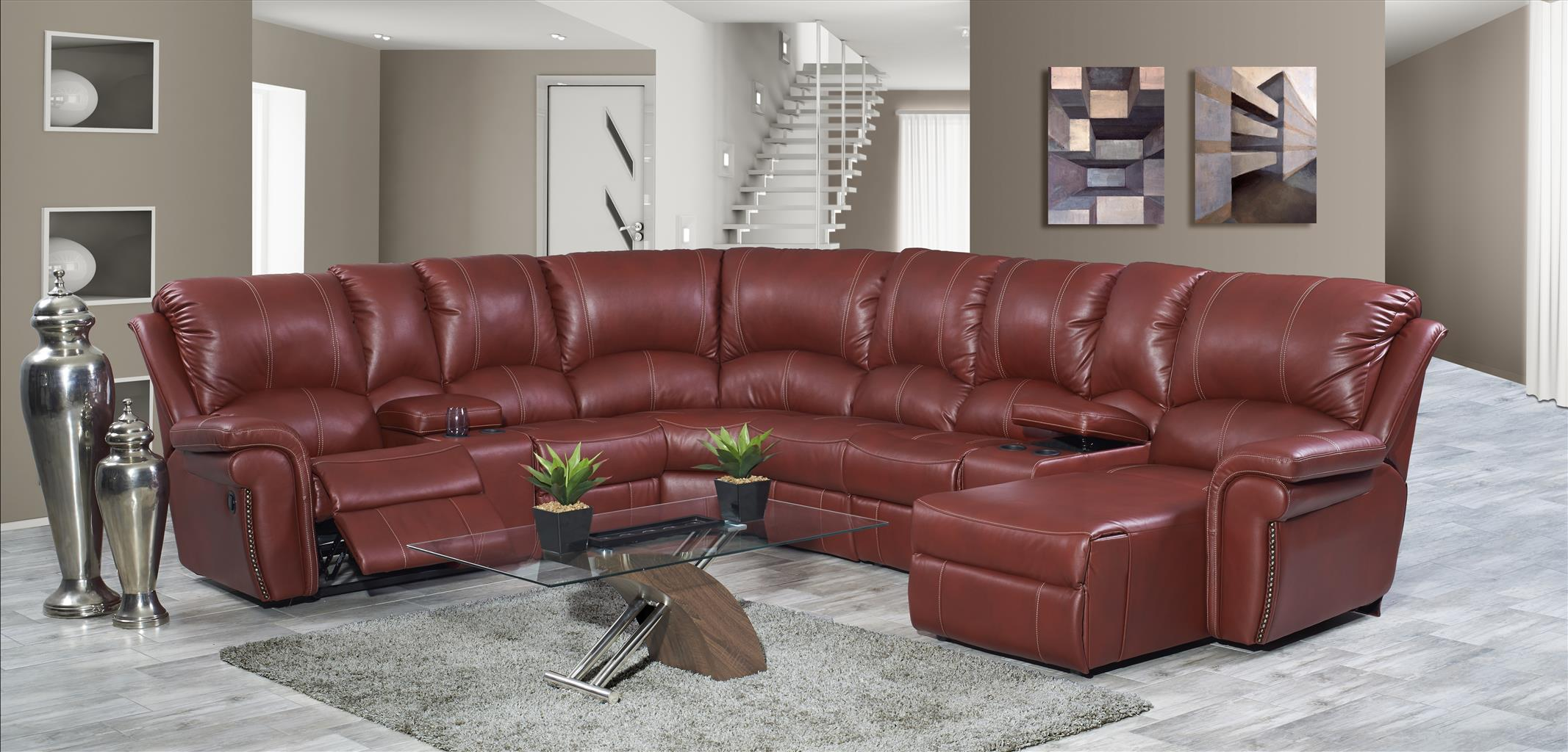 Brand New Jersey 7 Piece Corner Lounge Suite For Only R25999 Air