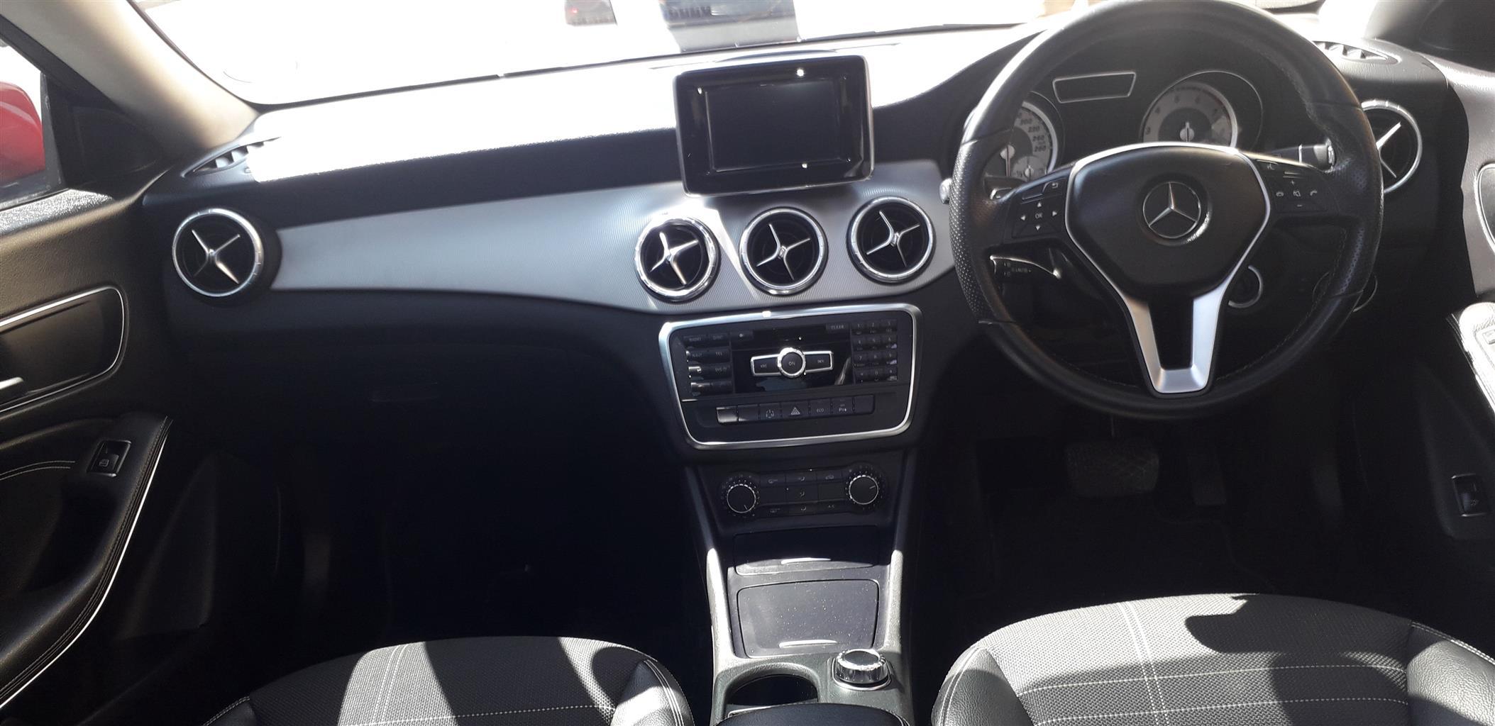 2013 Mercedes Benz CLA 200 AMG A/T