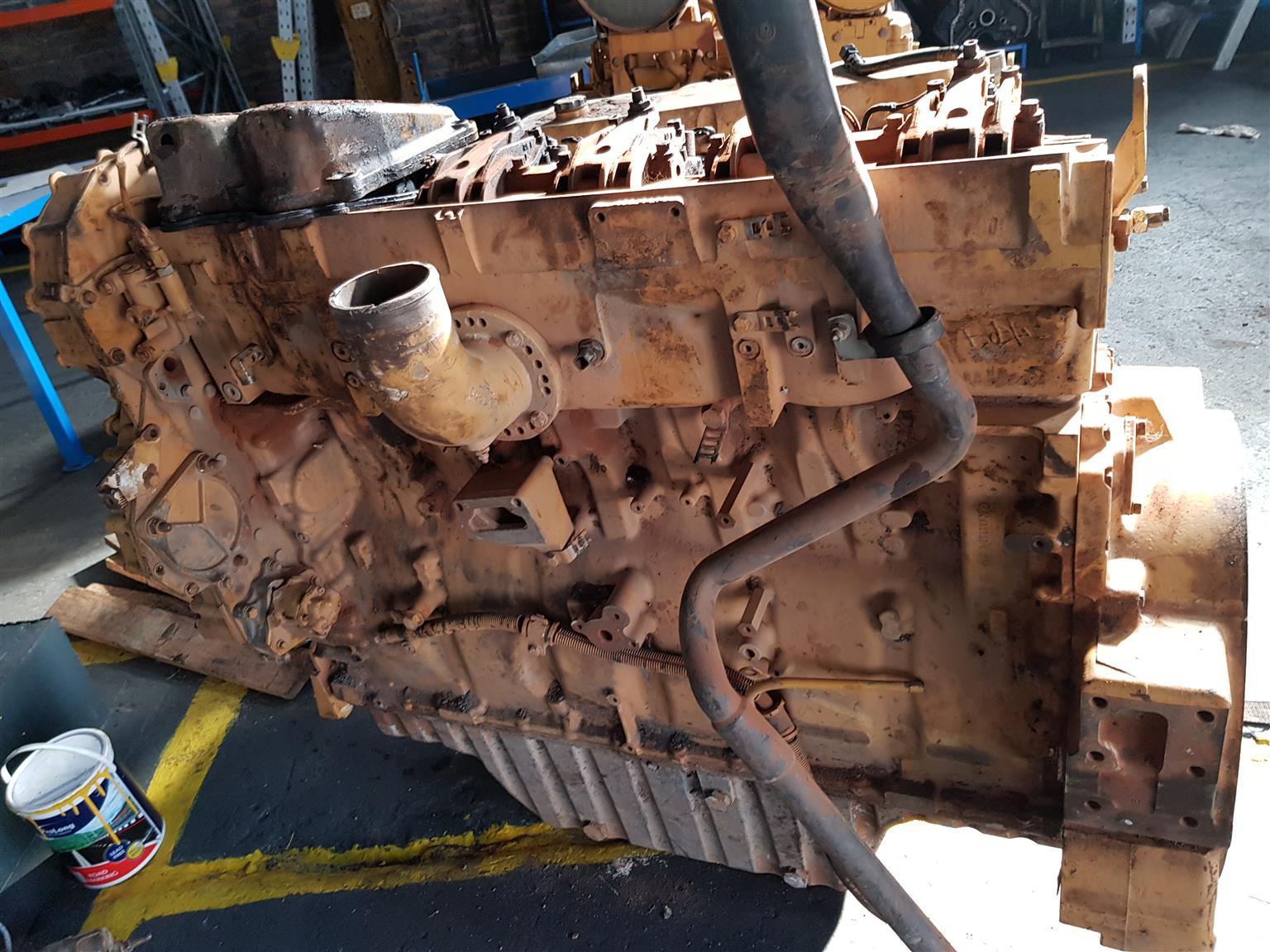 CAT C18 / C13 / C11 / C15 stripped for parts | Junk Mail
