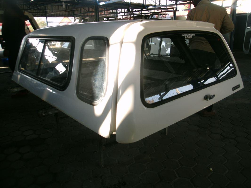 CANOPY TATA XENON SINGLE CAB L/L BEEKMAN 0445