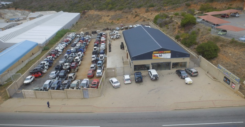 Scrapyard & Auto Spares & Building For sale