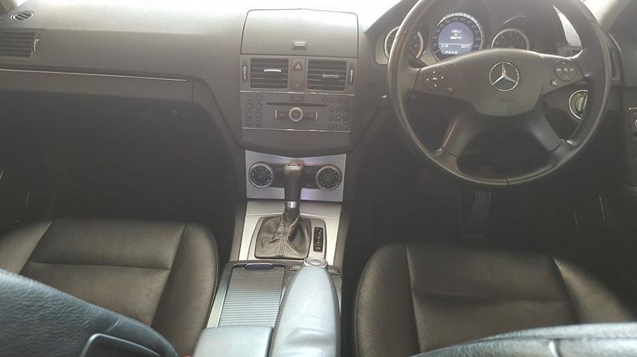2009 Mercedes Benz C Class C200 auto