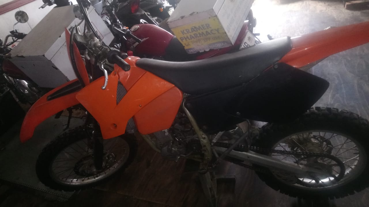 JETSKI WANTED TO SWAP FOR MY KTM 525 OFFROAD