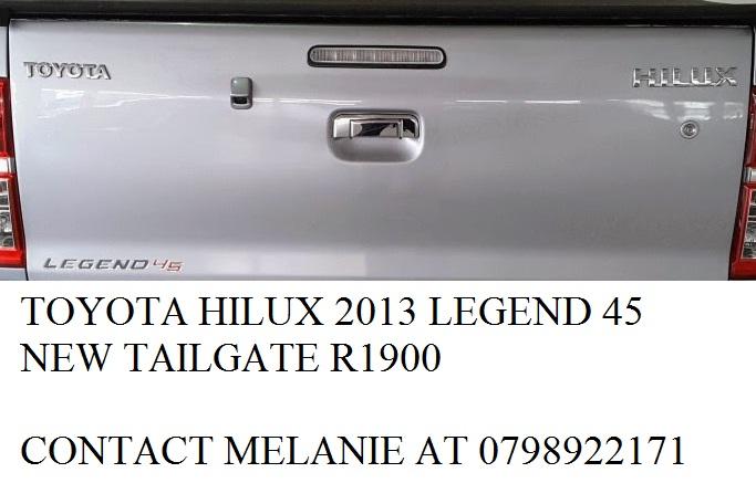 2013 Toyota Hilux Legend 45