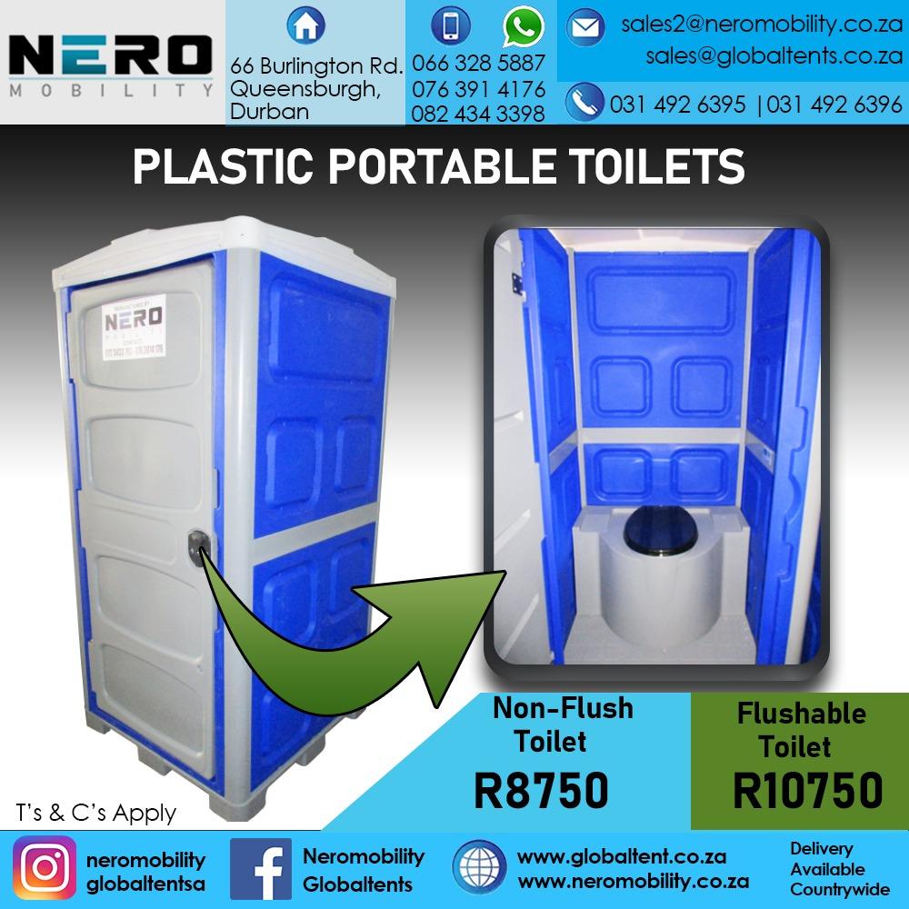 Plastic Portable Toilets