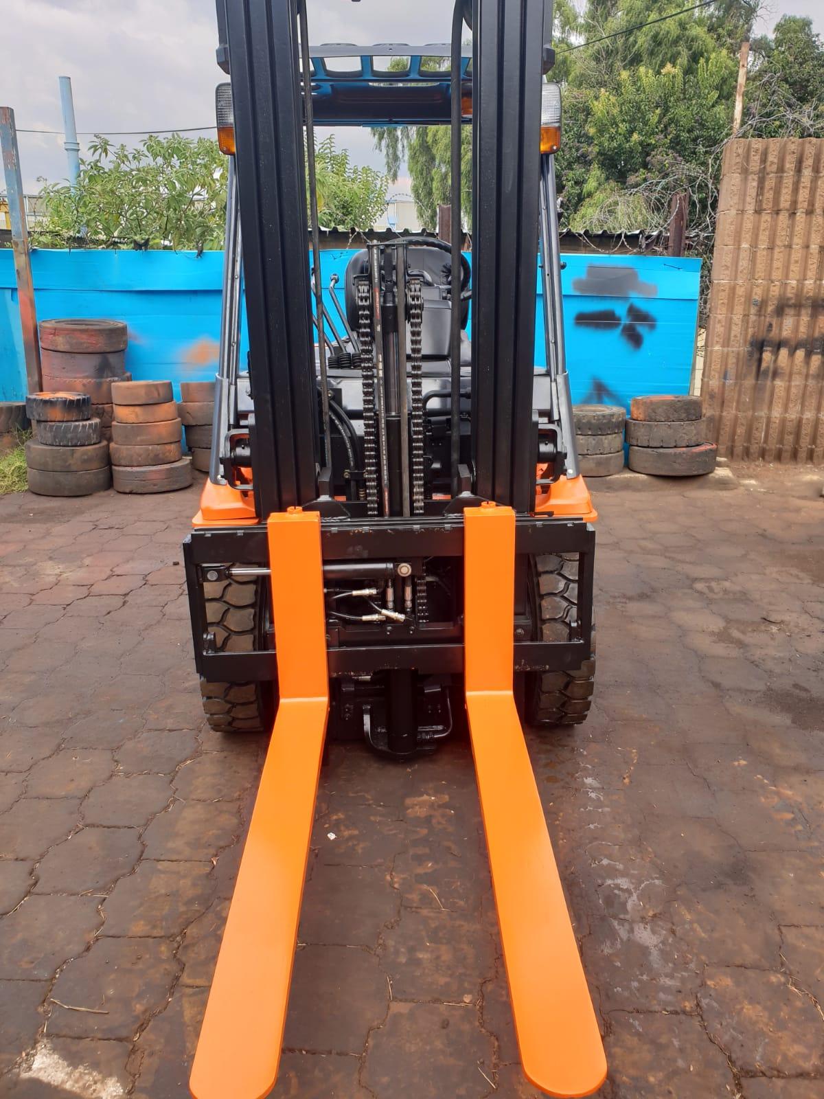 Toyota Forklift 7Series 2.5 ton diesel