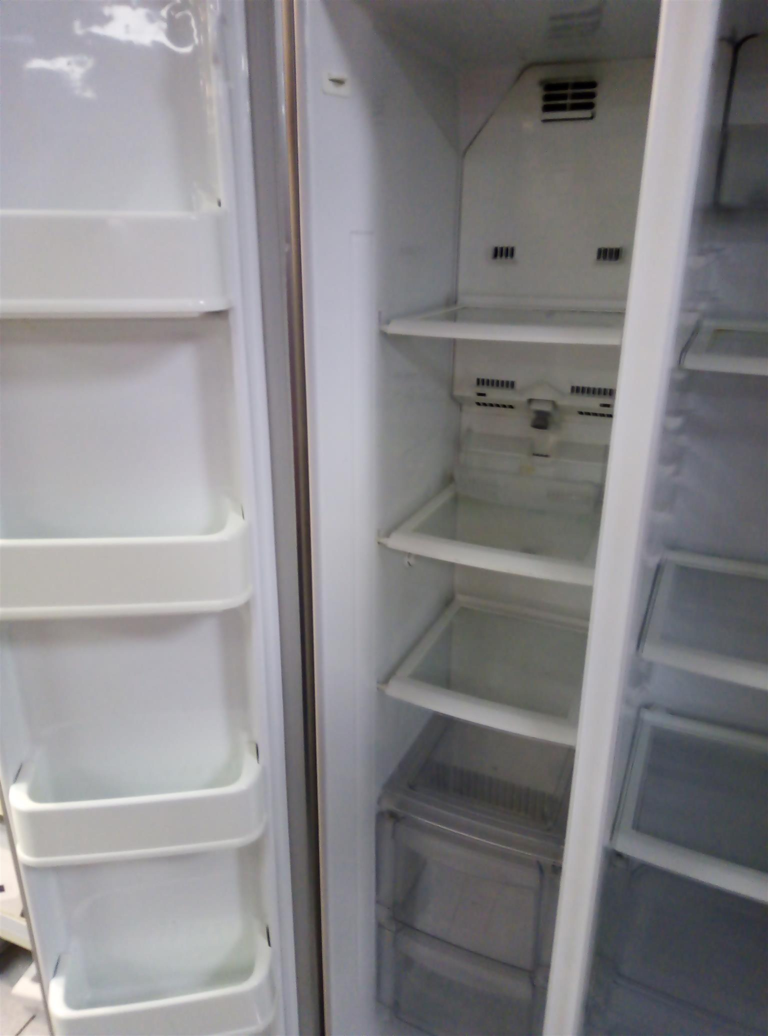 510L LG fridge and freezer