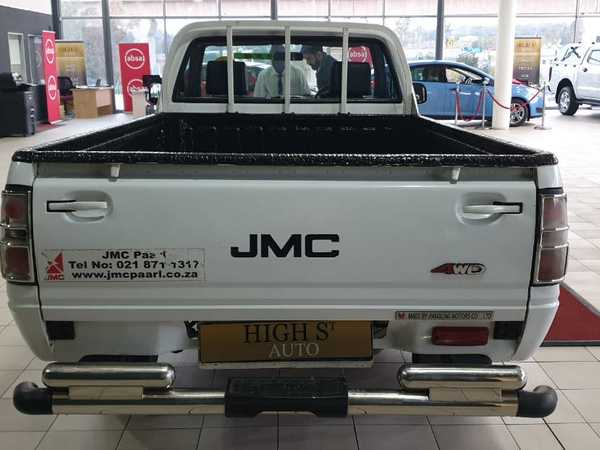 2017 JMC 4x4