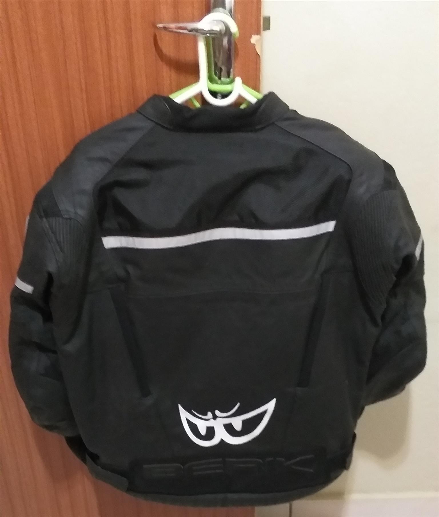 Beric Leather Jacket