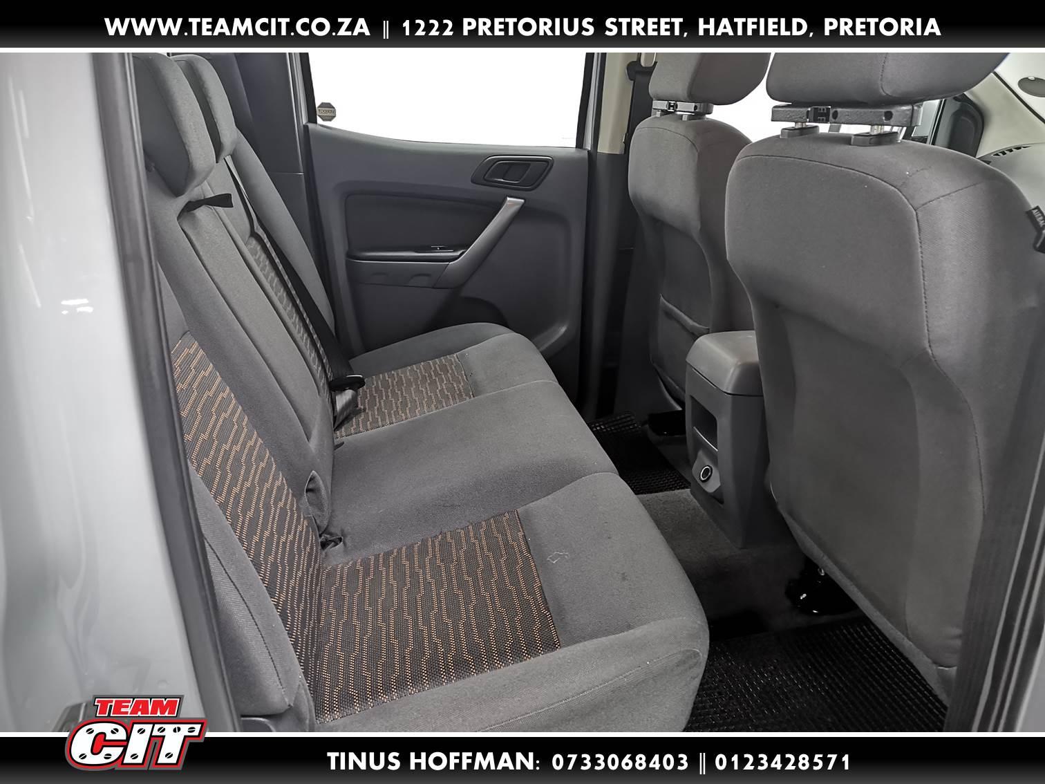2015 Ford Ranger double cab RANGER 2.2TDCi XL 4X4 A/T P/U D/C