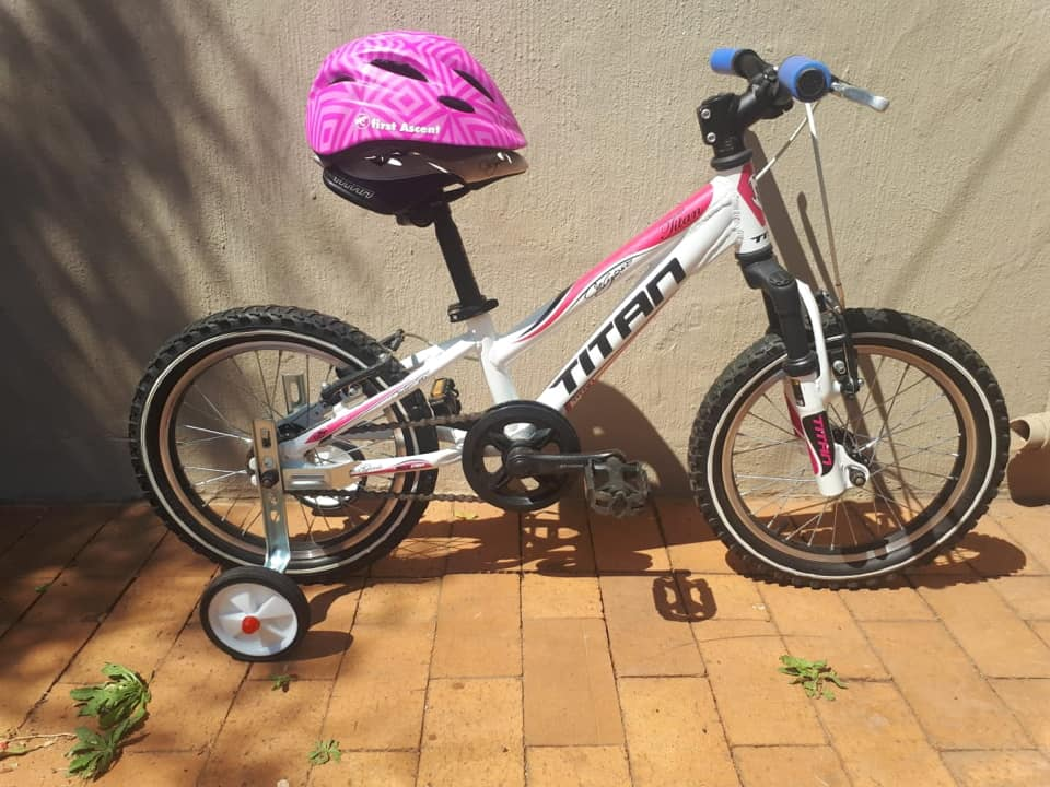 16 inch girl bike for sale