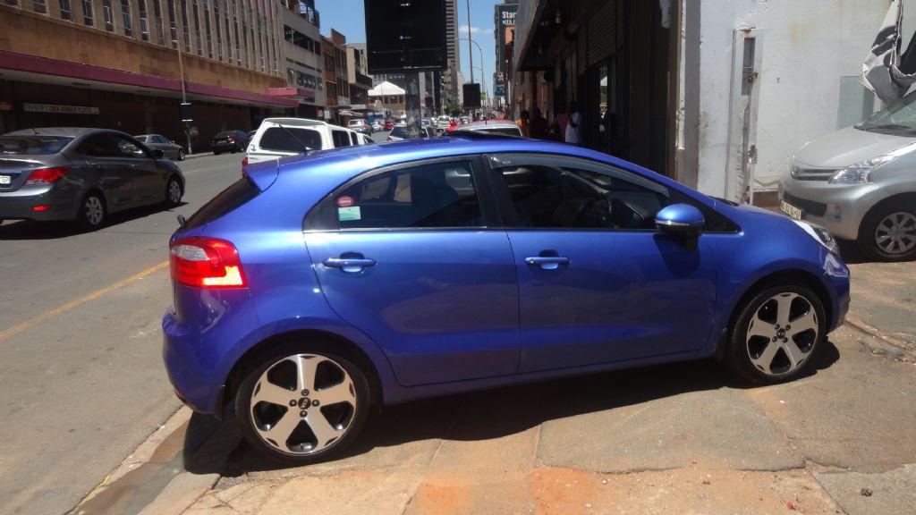 2014 Kia Rio 1.4 5 door high spec