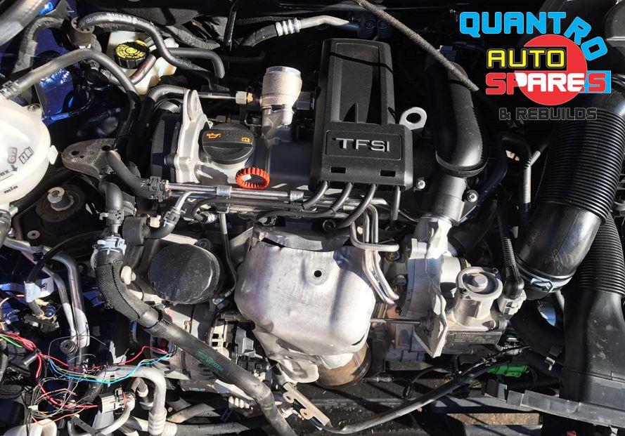 Audi A1 1.4 TFSI cax engine for sale