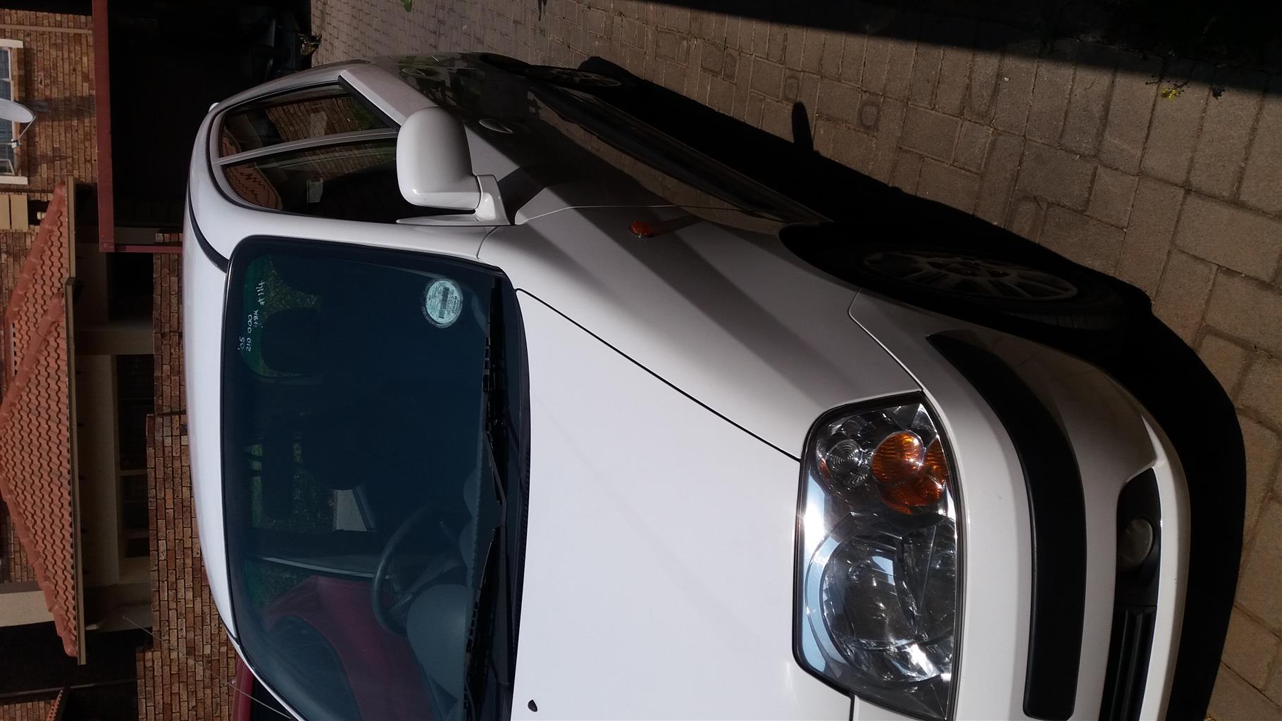 2005 Hyundai Atos