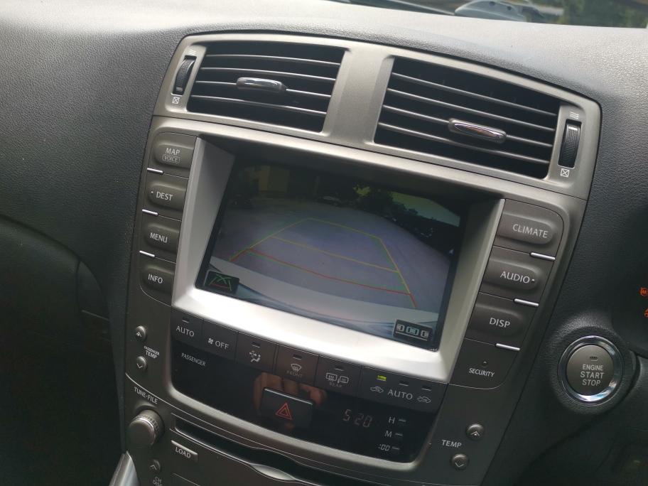 2008 Lexus IS 250 SE automatic