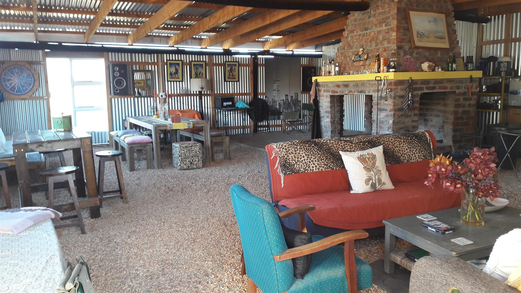 6 Ha lifestyle smallholding on the Groot Rivier 5 Kms from Vanwyksdorp