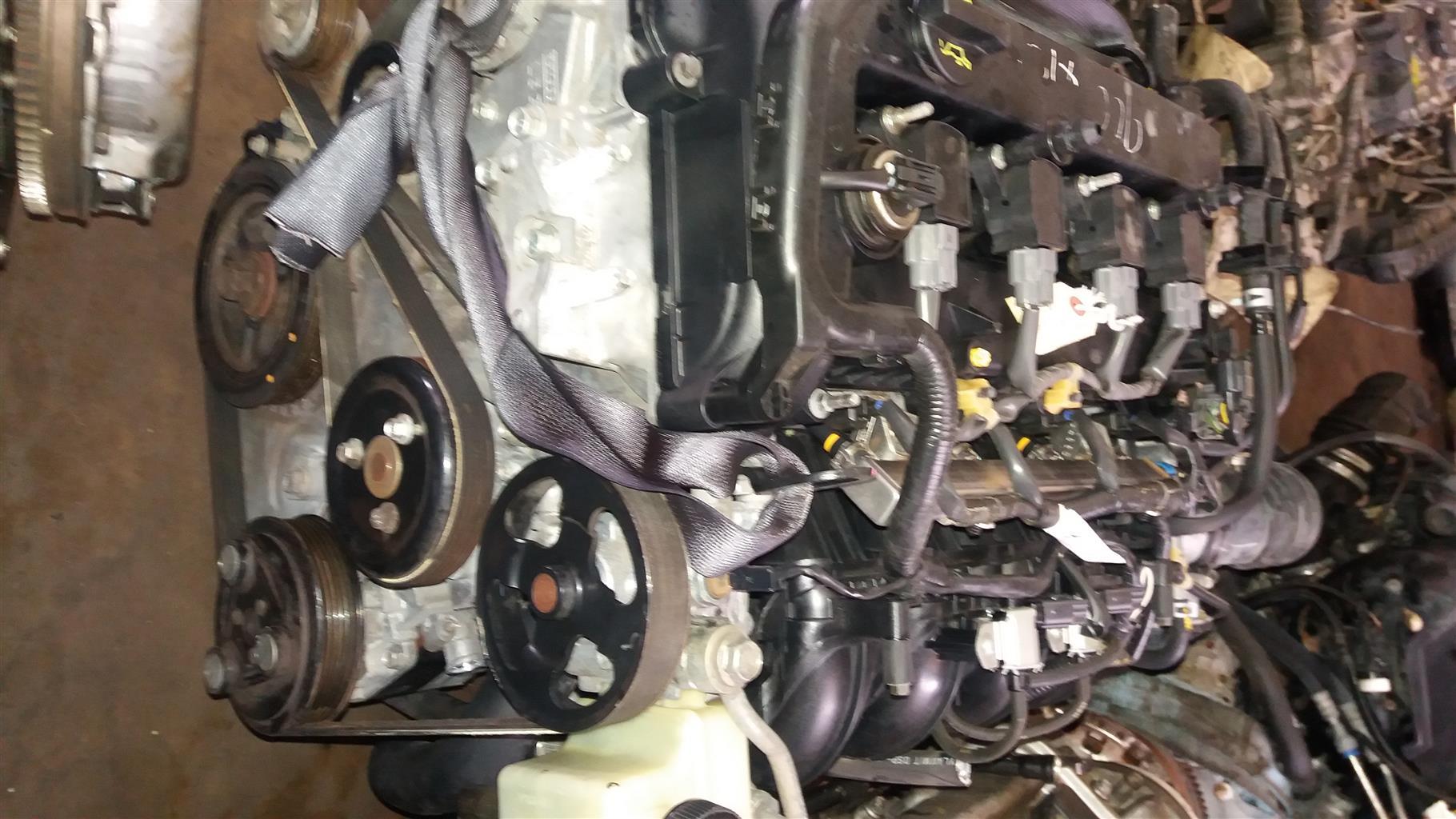 Mazda 2.3 VVTi Engine # L3