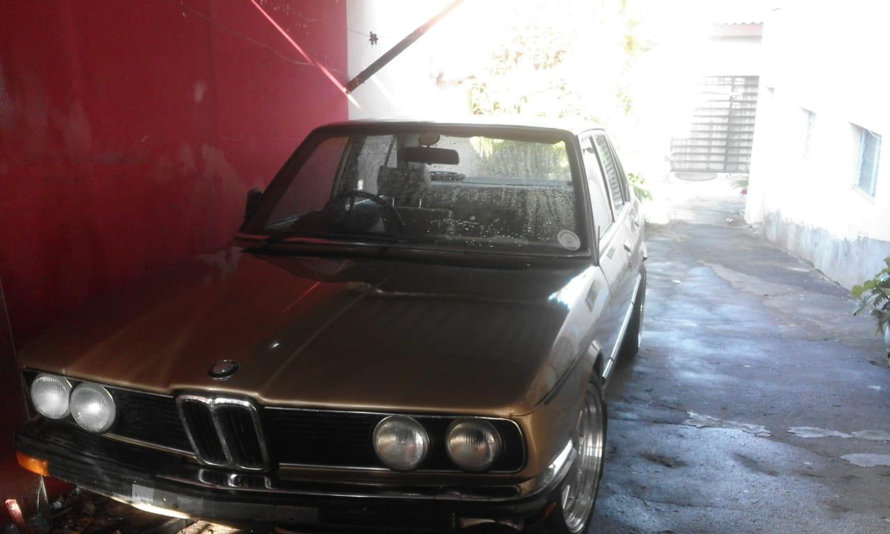 1981 BMW 5 Series 520i