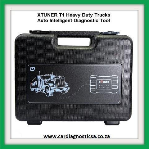 XTUNER T1 Heavy Duty Trucks Auto Intelligent Diagnostic