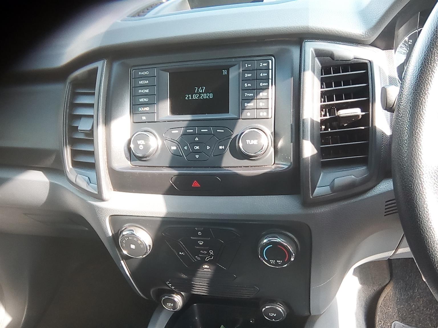 2016 Ford Ranger double cab RANGER 2.2TDCi P/U D/C