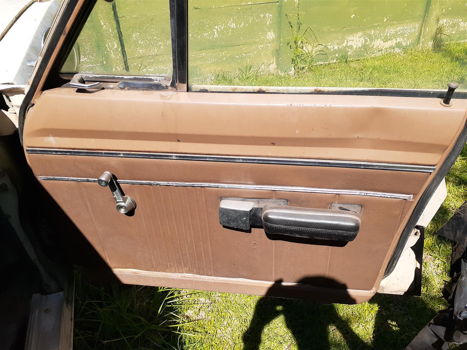 1972 Vauxhall Velox