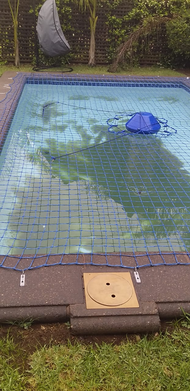 GREEN POOL ? Pool Maintenance Guy maintains pools throughout the Durban region.