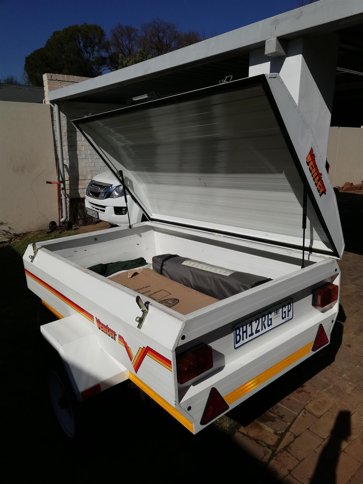 Venter trailer