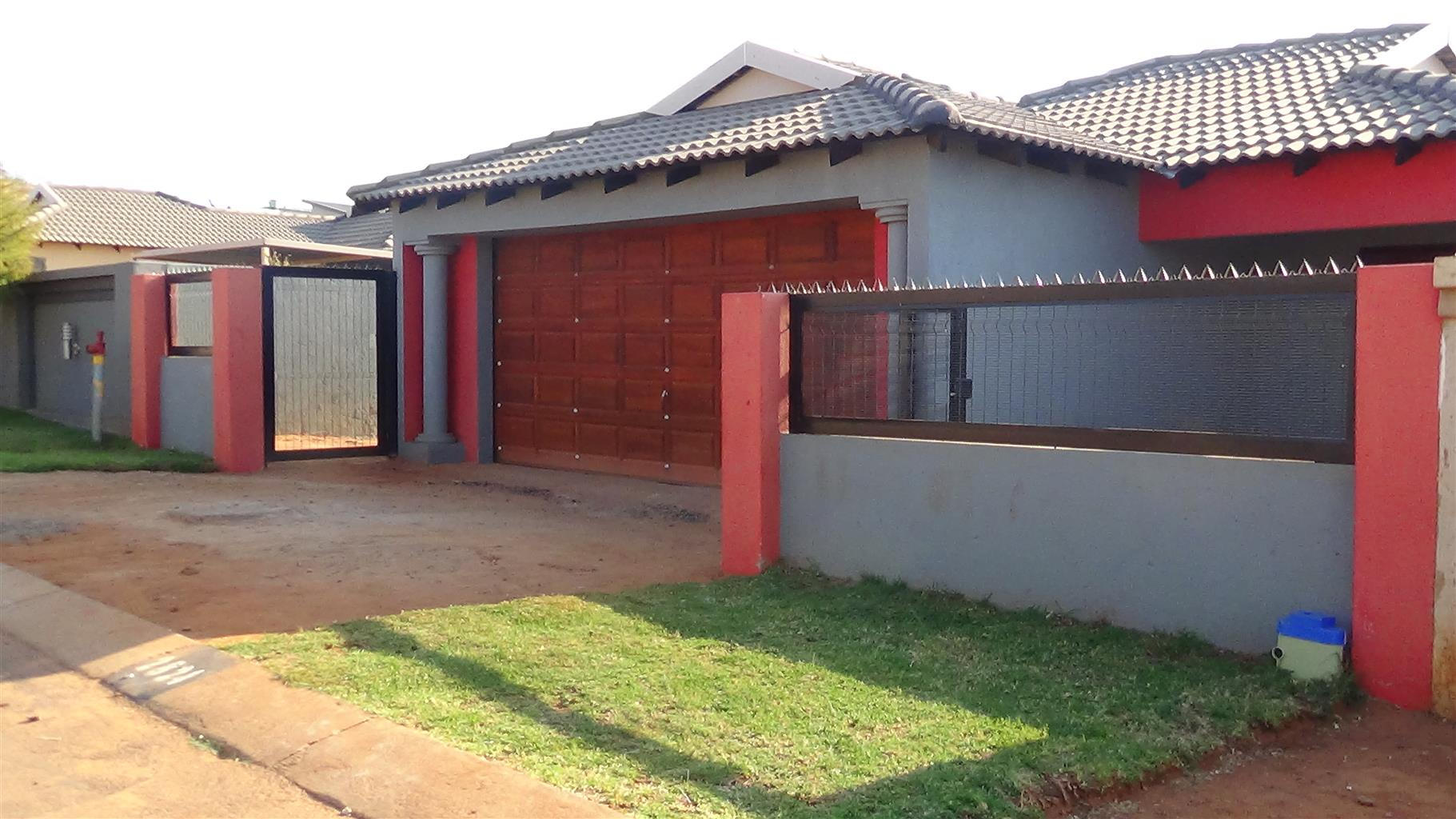 3 Bedroom House in Amandasig – R 1 250 000