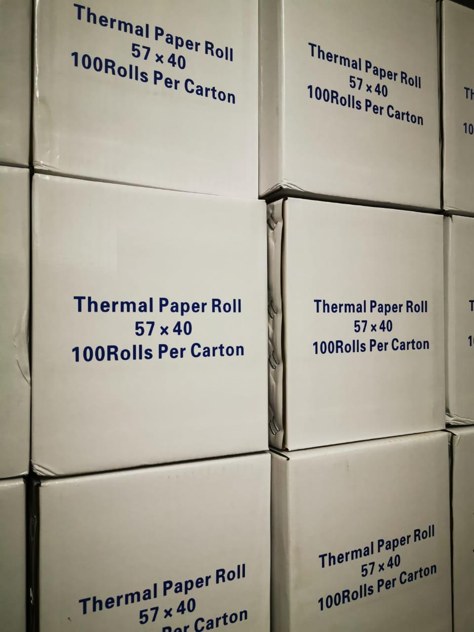 Till Thermal paper
