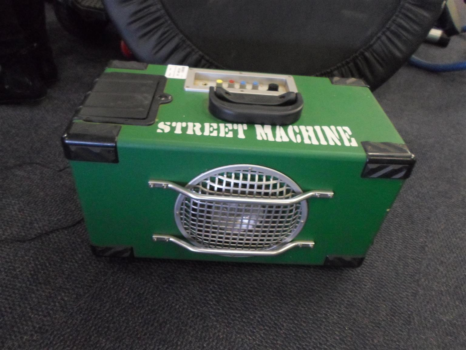 Street Machine Boom Box