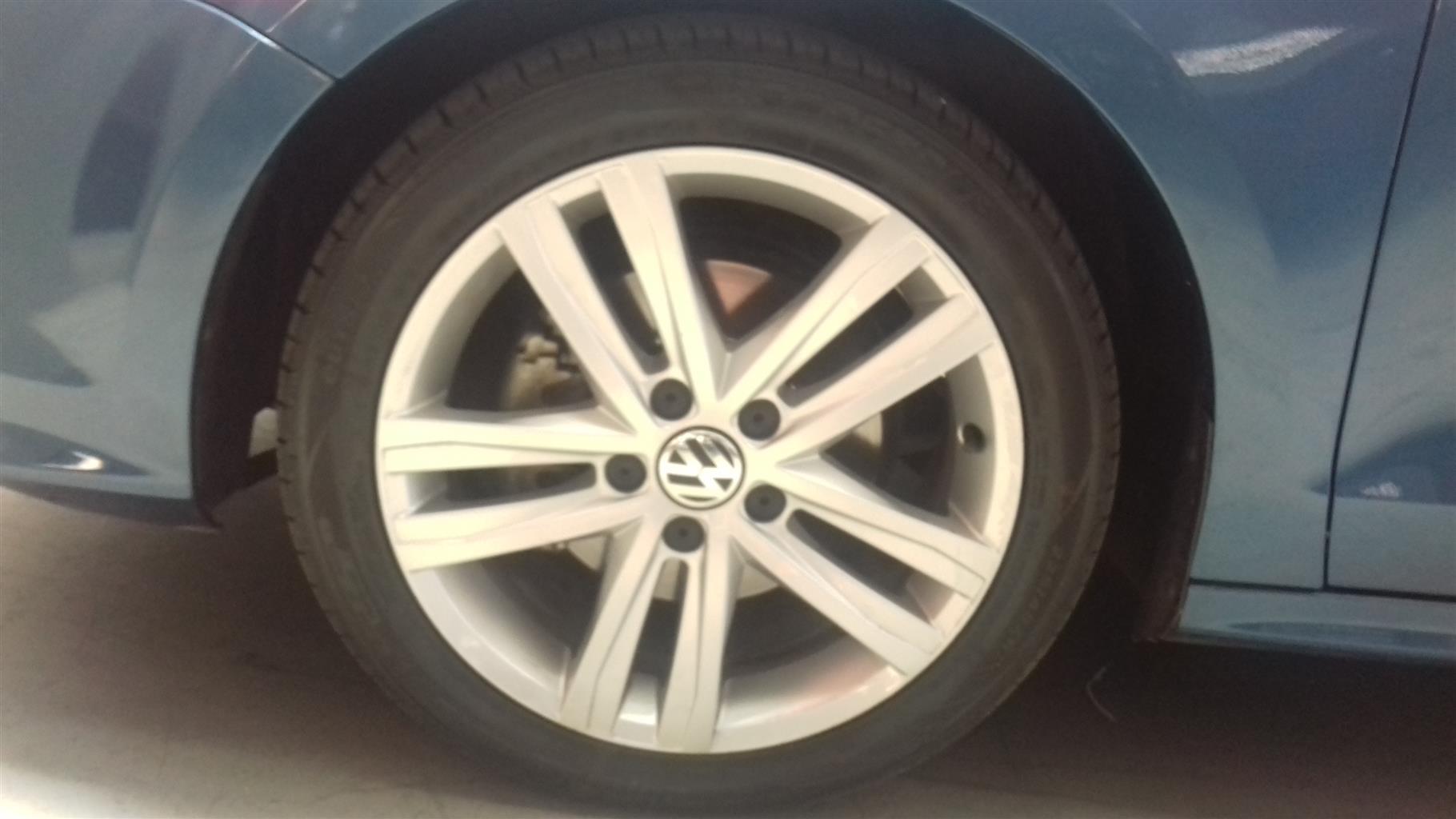 2015 VW Jetta 1.4TSI Highline