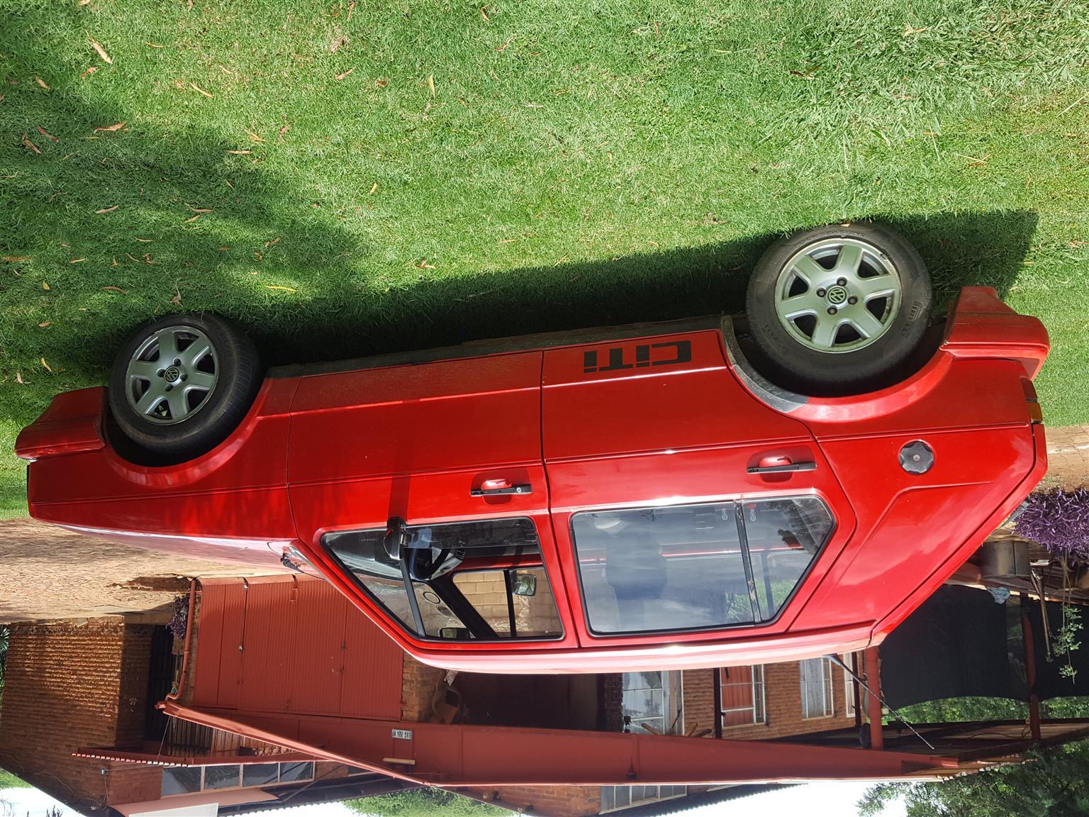 1978 VW Golf R
