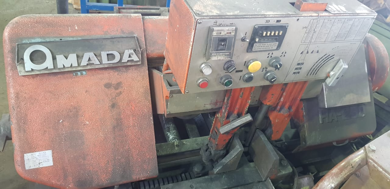Amada Band-Saw for sale